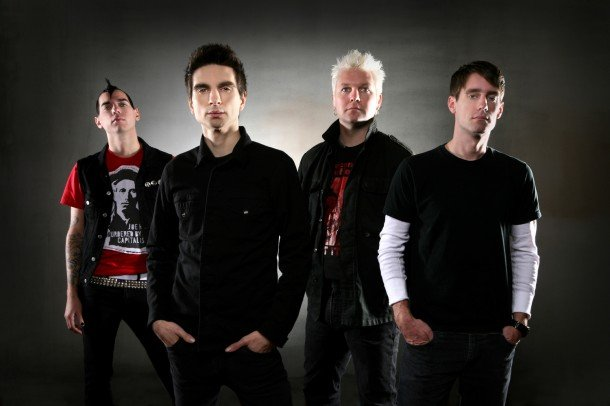 "ANTI-FLAG: ""American Spring"" in streaming"