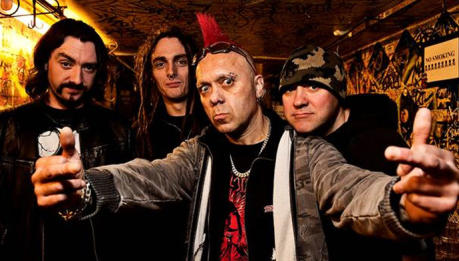 Ritrnano in Italia THE EXPLOITED!