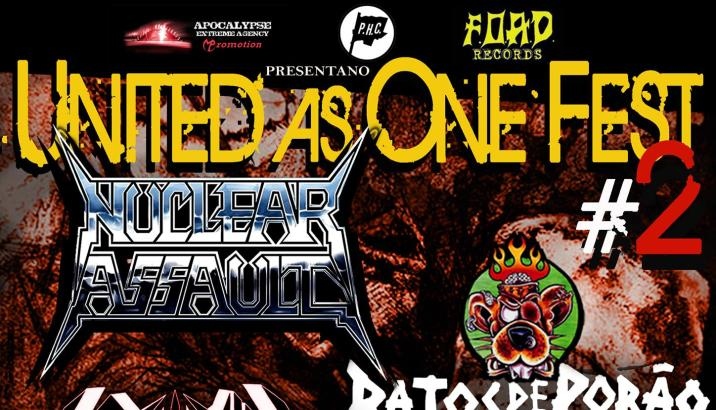 UNITED AS ONE FESTIVAL II OPEN AIR