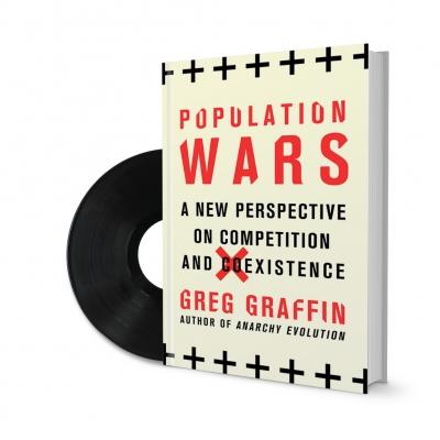 A settembre il nuovo libro di Greg Graffin dei Bad Religion!