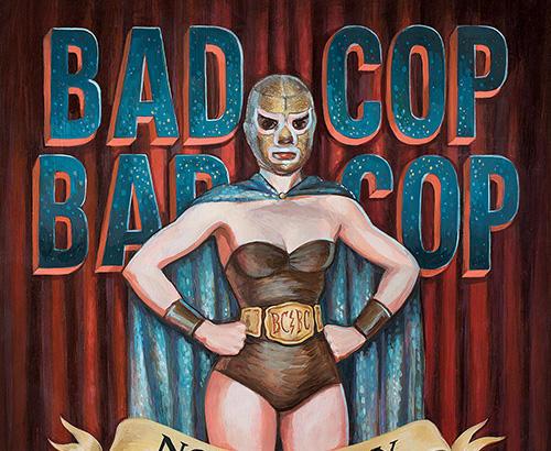 """BAD COP/BAD COP: primo pezzo estratto da """"Not Sorry"""""""