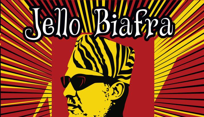 Live album per Jello Biafra (DEAD KENNEDYS)