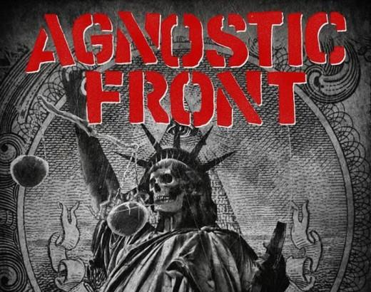 "AGNOSTIC FRONT: video di ""Old New York"""