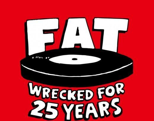 NO USE AND FRIENDS aggiunti al FAT WRECKED FOR 25 YEARS TOUR