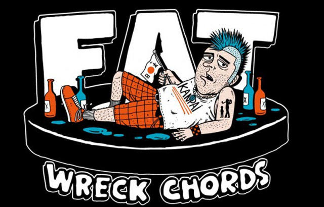 La FAT WRECK CHORDS annuncia Fat Music vol. 8: Going Nowhere Fat