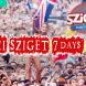 VINCI PASS 7DAYS per lo SZIGET FESTIVAL!