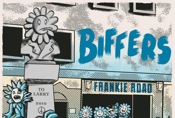 "BIFFERS: ""Frankie Road"" è uscito in digitale"