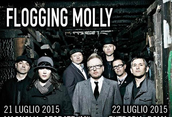 FLOGGING MOLLY : date cancellate