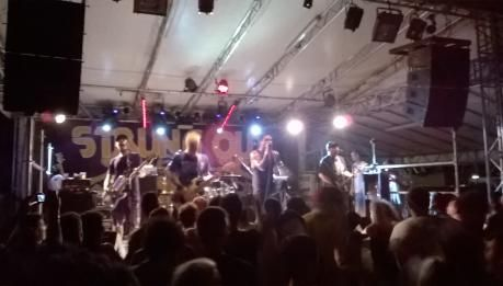 Strung Out + Versus The World +… – Live Report