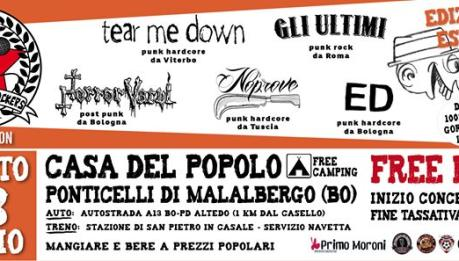 BOLOGNA CITY ROCKERS, Summer Edition!!