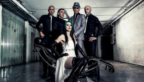 Intervista agli Scarlet and the Spooky Spiders