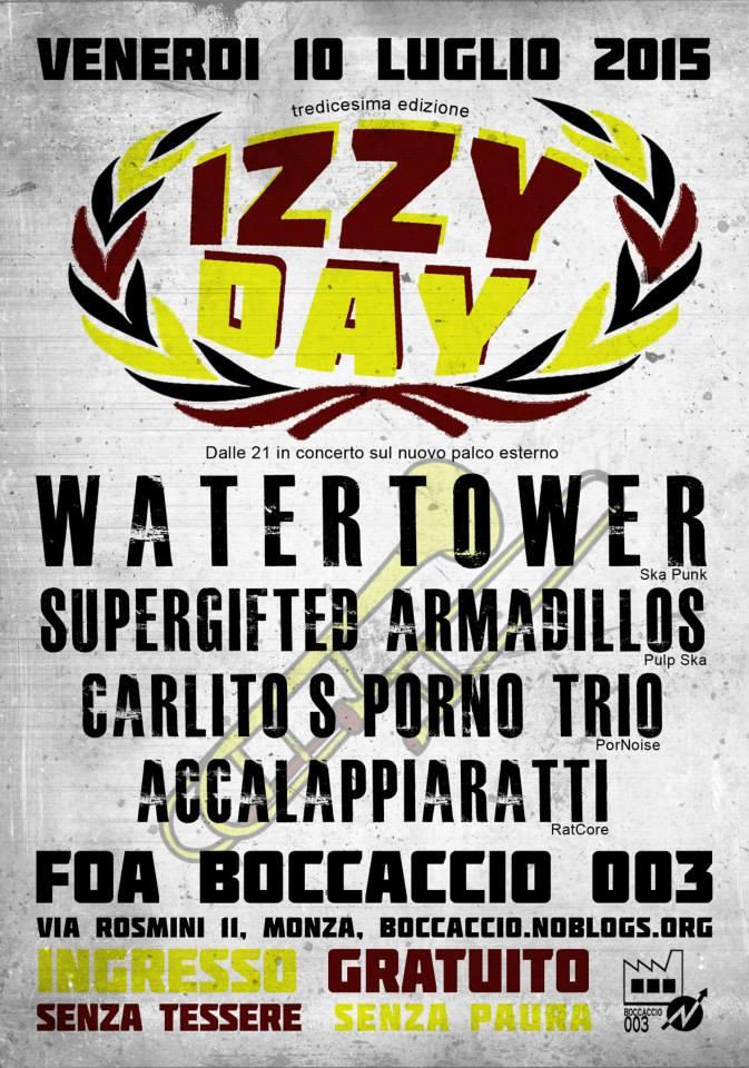 izzy day