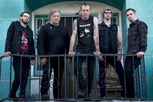 Leftover Crack: fase 1 (audio) nuovo album…terminata!!