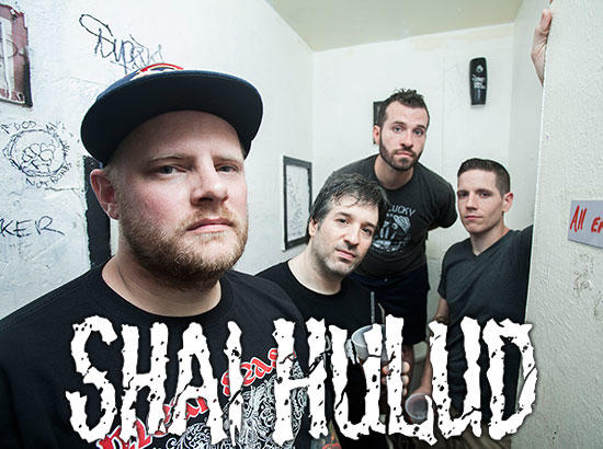 "Nuovo lavoro per gli SHAI HULUD – ""Sincerely Hated Later This Years"""