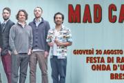 MAD CADDIES giovedì a Brescia