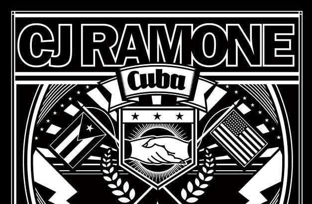 CJ Ramone goes to Havana!