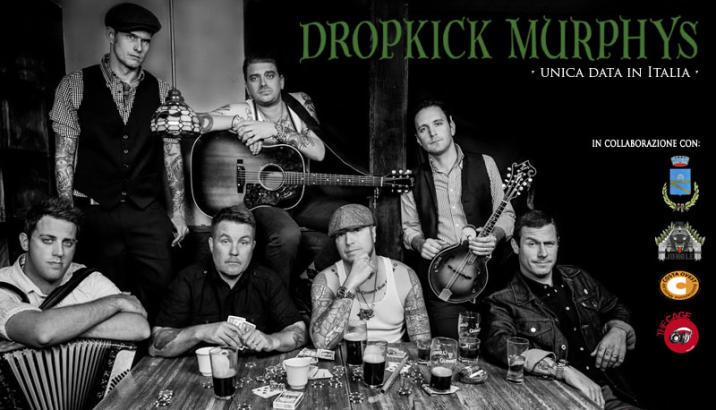 Dropkick Murphys: manca poco!
