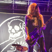 AGAINST ME! – Live @ Festa di Radio Onda d'Urto (BS)