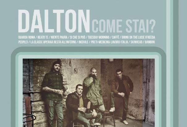 DALTON, disco in uscita a novembre!!