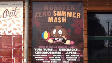 Monster Zero Summer Mash: THE DAY AFTER