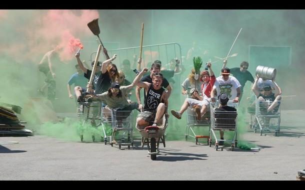 "SLANDER – Nuovo video musicale ""The Rush"""