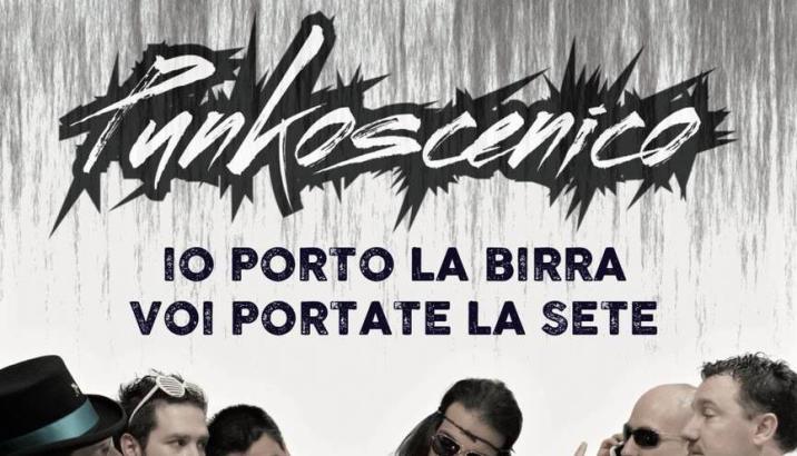 """I PUNKOSCENICO presentano """"Sereno  e  disperato"""""""