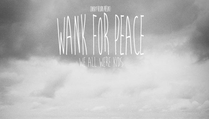 Il last tour dei WANK FOR PEACE passa anche dall'Italia a fine ottobre