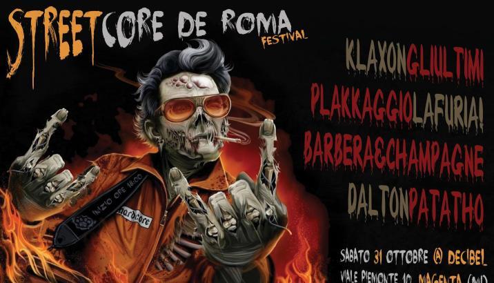 StreeCORE DE ROMA Festival!!!