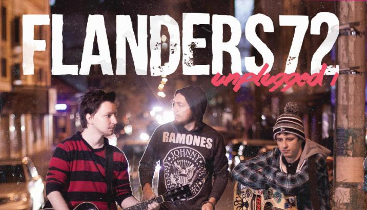 Nuovo EP per i Flanders 72!