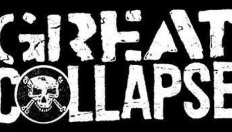 "GREAT COLLAPSE: video di ""Break in Case of Emergency"" e ""Holy War"" in streaming"