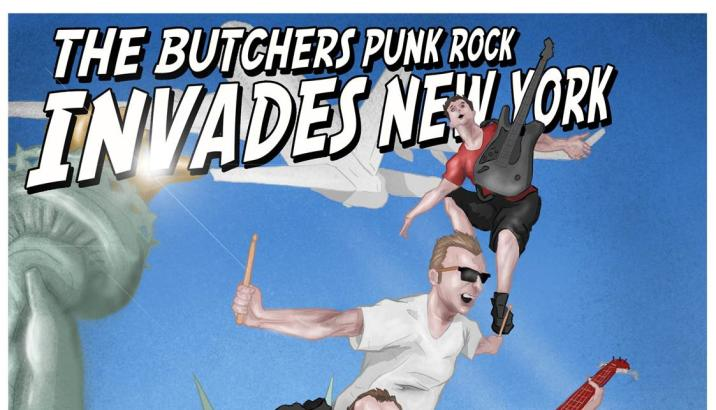 The Butchers PunkRock Invades New York