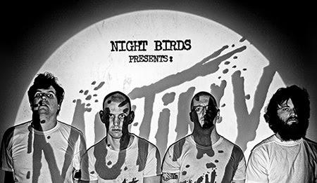 "Video di ""Mutiny at Muscle Beach"" per i NIGHT BIRDS"