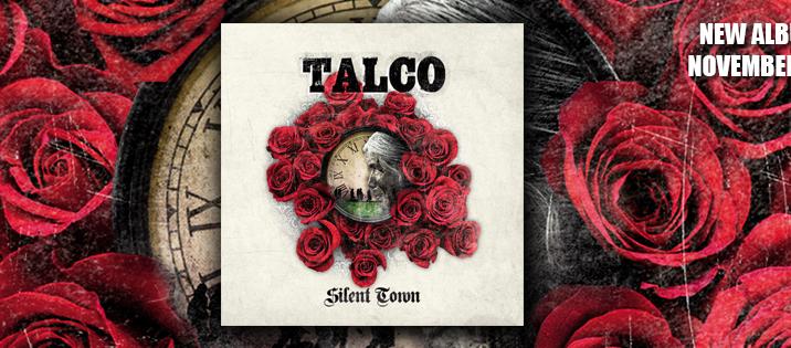 SILENT TOWN, il nuovo album dei Talco in uscita il 6 novembre!!!!!