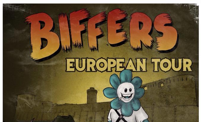 Nuovo tour per i BIFFERS