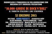 TRIBUTO UFFICIALE ITALIANO A JOE STRUMMER – II° COMUNICATO