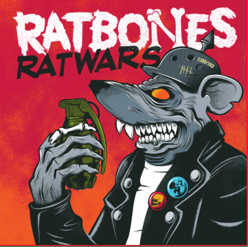 RATBONES: Ratwars 7″
