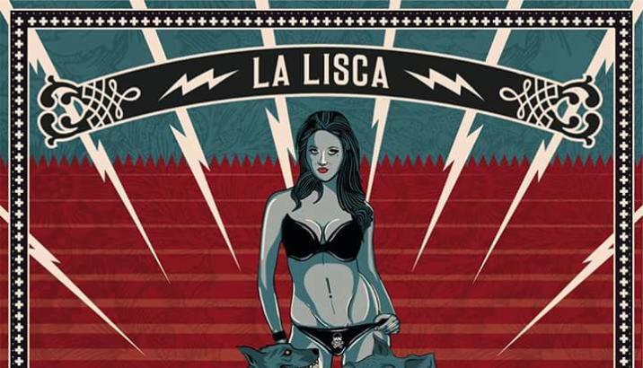Nuovo brano inedito per i LA LISCA – In Mare Aperto