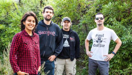 Sulynn Hugo: nuovo chitarrista dei Propagandhi