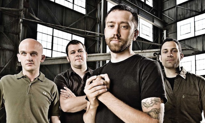 Rise Against + Raised Fist, 1/10/2015, Orion Club, Roma
