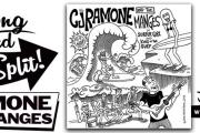 Split: CJ Ramone/The Manges!