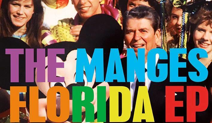 THE MANGES: Florida EP a dicembre e nuove date programmate