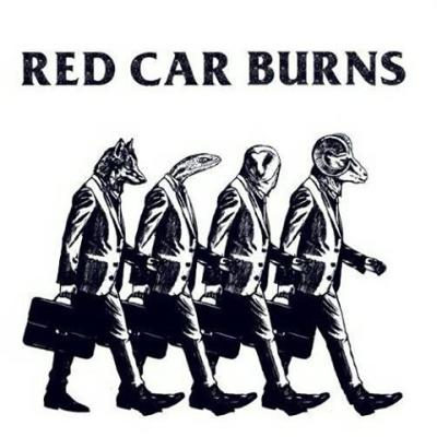 RED CAR BURNS: s/t