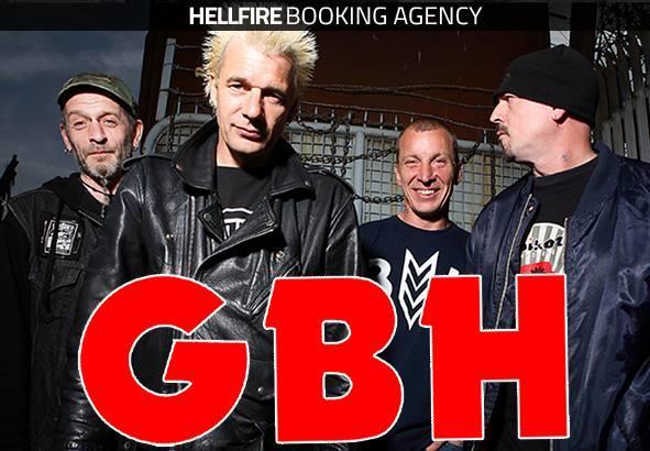 A metà dicembre arrivano i GBH