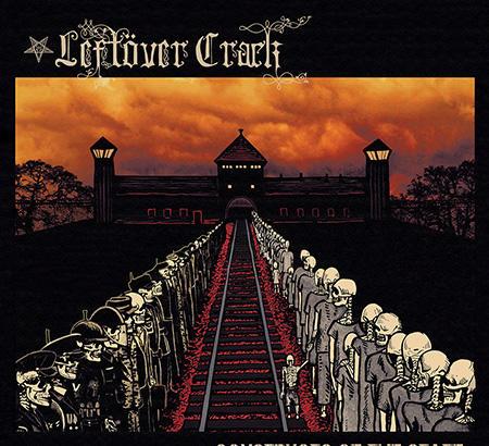 Altro estratto dal nuovo disco dei LEFTOVER CRACK