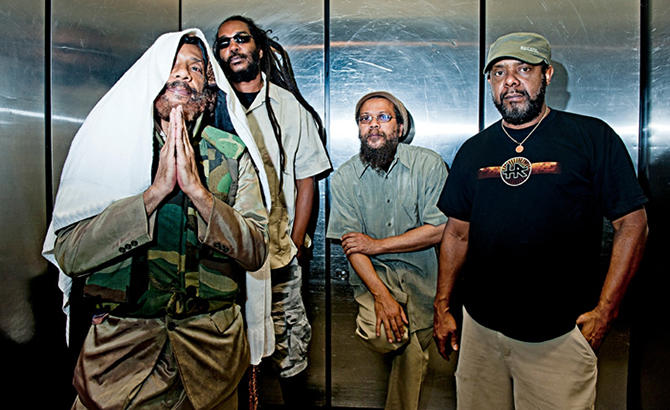 Dr. Know (BAD BRAINS) ricoverato in ospedale