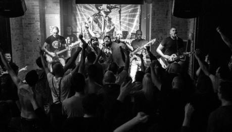 REVOLUTION ROCK FESTIVAL VII #1 – Nabat + Klasse Kriminale + guest