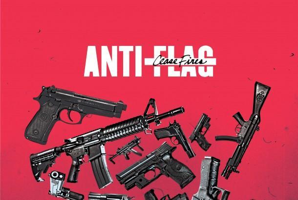 """Gli ANTI-FLAG annunciano l'uscita del nuovo album """"Cease Fires"""""""
