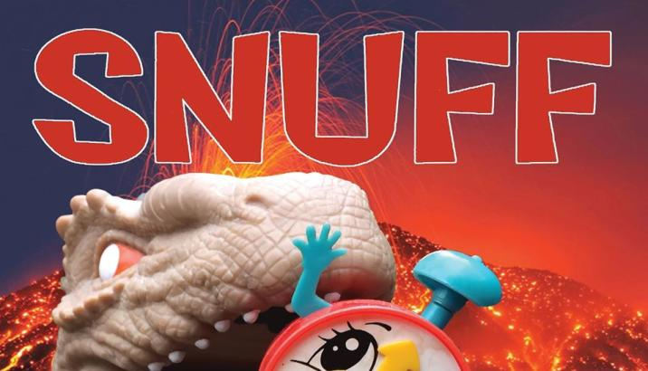 SNUFF: nuovo EP in uscita a febbraio