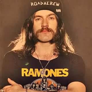 R.I.P. Lemmy Kilmister!