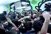 LEFTOVER CRACK: video live insieme a Jesse Michaels (OPERATION IVY)